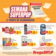 Semana Super Pop DrogaPop